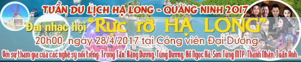Tuần lễ Du lịch Hạ Long - Quảng Ninh 2017
